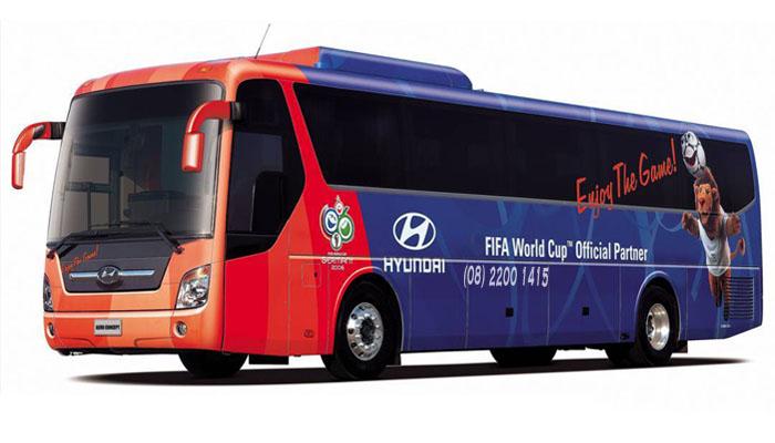 Xe Hyundai Aero Express