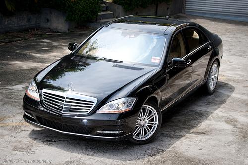 Xe Mercedes S500