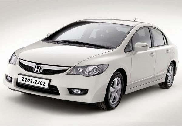 Xe Honda Civic 4 chỗ