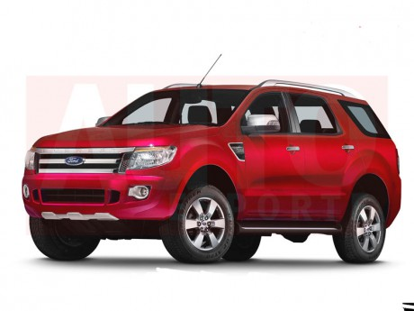2013 Ford Everest Concept