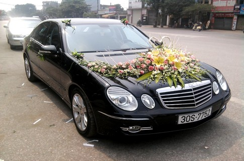 CHO THUÊ XE HẠNG SANG  Mercedes E280