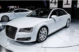 Audi a8, xe sang đưa đón sếp.
