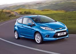 Cũng là dòng xe giá rẻ như Kia Morning, ford fiesta đang là sự lựa chọn hàng đầu cho các gia đình.