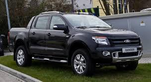 mạnh mẽ và tiện dụng là ưu điểm của Ford ranger.