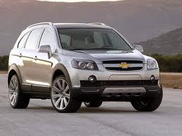 Chevrolet captiva. Đầy mạnh mẽ và nam tính.