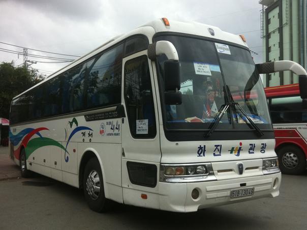 Xe Hyundai Aero Express Hi Class 45 chỗ