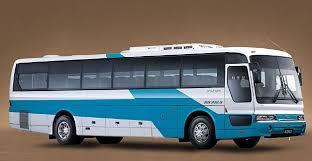 Hyundai Aero Space xanh
