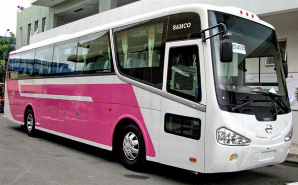 Dịch vụ cho thuê xe du lịch 45 chỗ tại Hà Nội