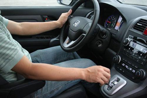 Kinh nghiệm lái xe ô tô số tự động