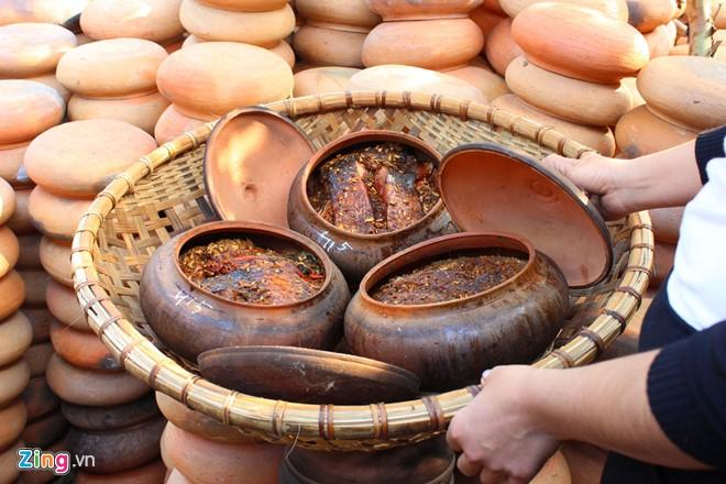 Cá kho làng Vũ Đại là món ăn thơm ngon được nhiều người yêu thích